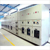 Main PLC Panel
