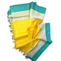 Ladies colour Saree