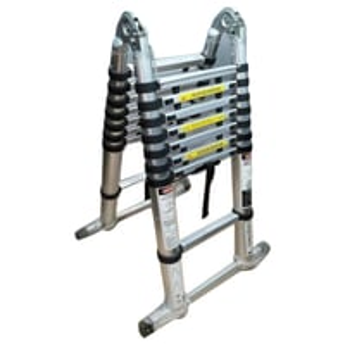 Fiberglass Telescopic Pole Ladder