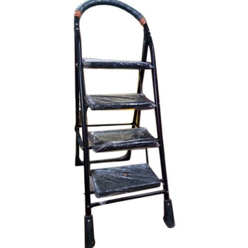 Folding Steel Step Ladder
