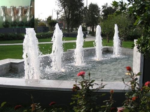 Decorative Outdoor Fountain