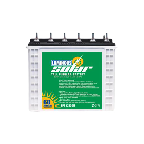 Exide Tubular Solar Battery