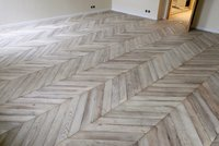 Fishbone Wooden Flooring