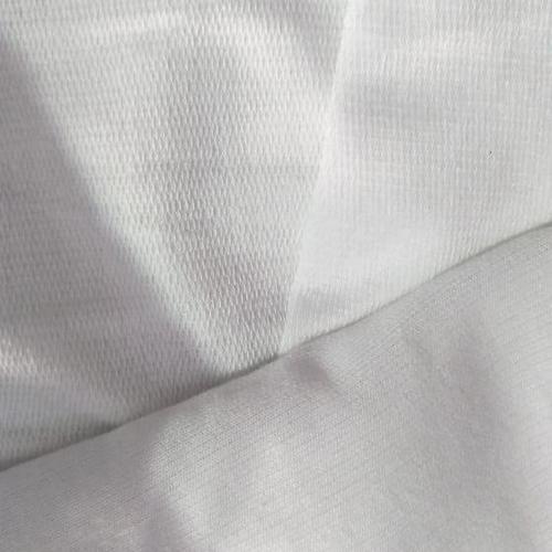 Looper Fleece Lycra Fabric