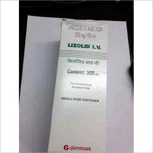 Linezolid iv injection