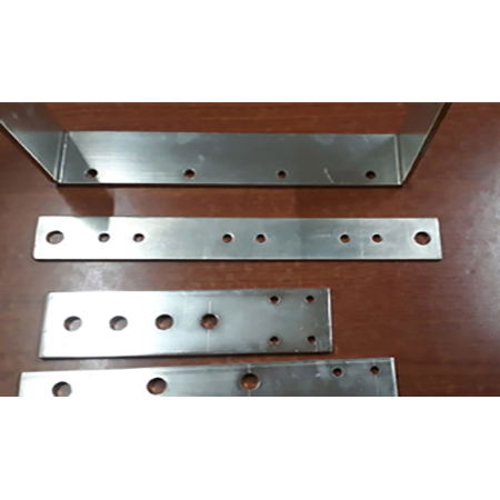 Tin Plated Copper Busbar