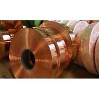 Copper Earthing Strips