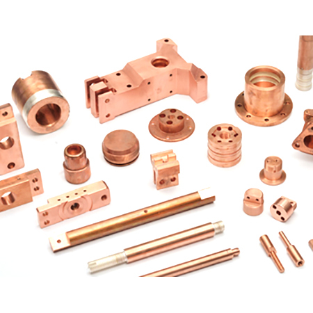 Bare  Plated Components