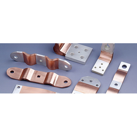 Copper Machined Components & Flexibles