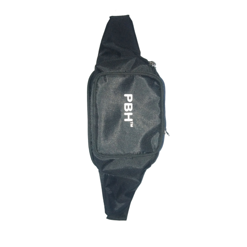 Waist Black Bum Bag