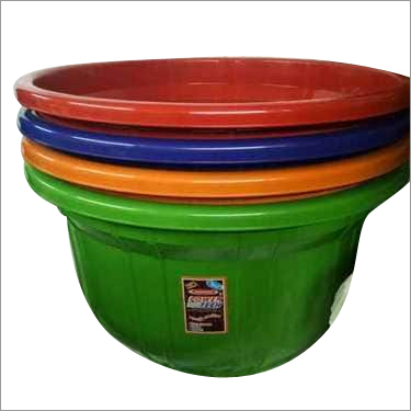 Plastic Household Tub