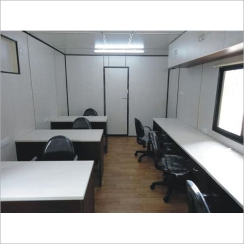 Modular Office Containers