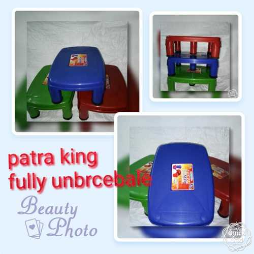 Unbreakable Plastic Patra