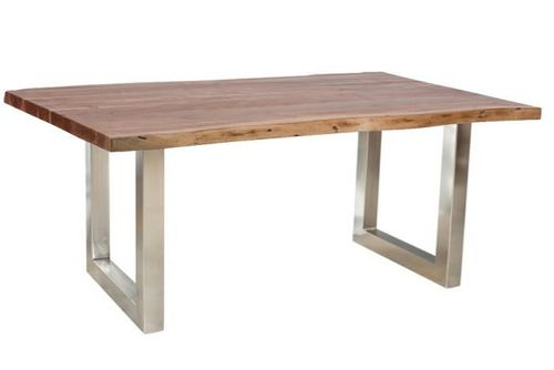 Dining Table Live Edge