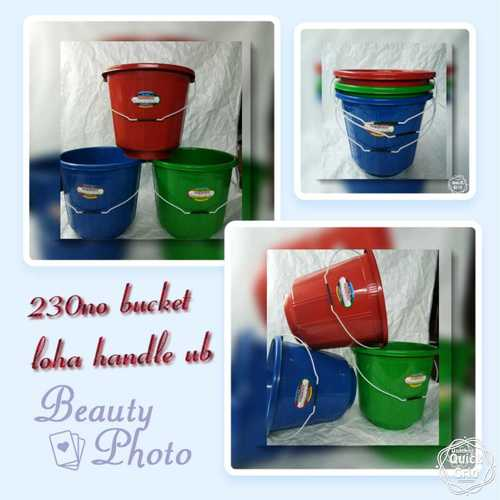 Plastic Loha handle Tub
