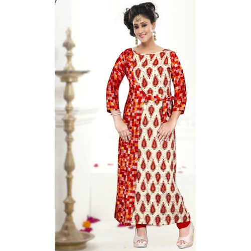Ladies Cotton Cambric Kurtis