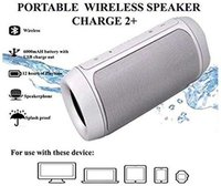 Charge to plus bluetooth speaker