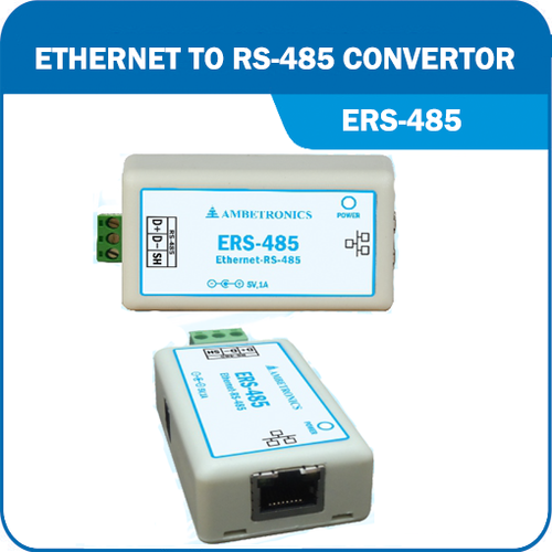 Ethernet to RS-485 Converter