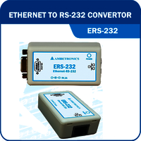 Ethernet to RS-232 Converter