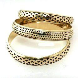 Brass bangle sets