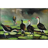 Attractive Birds Painting
