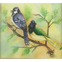 Antique Nature Painting