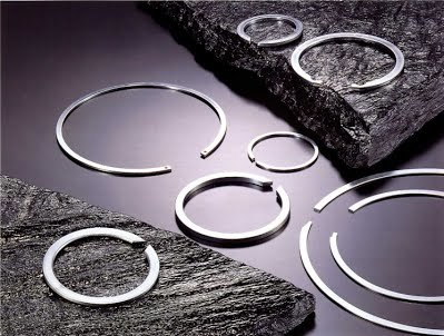 Flat Wire Circlips