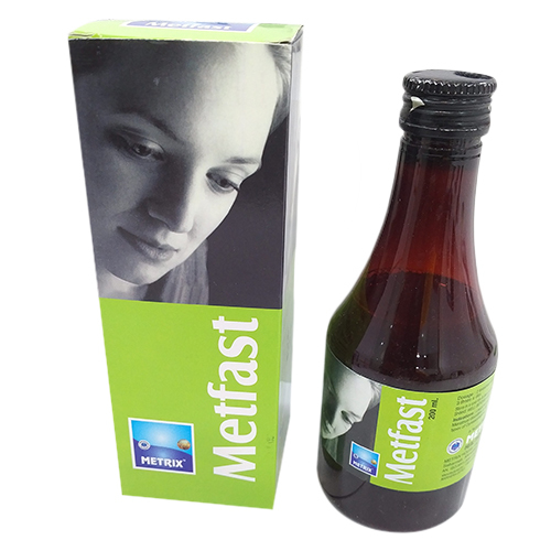 200ml Metfast Syrup