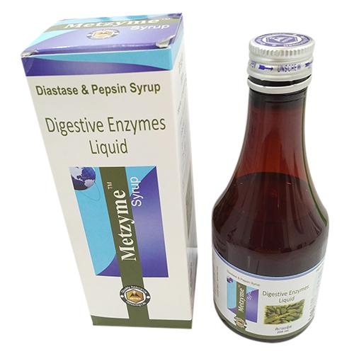 Digestive Enzymes Liquid