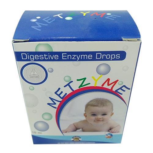 Metzyme Digestive Enzyme Drops