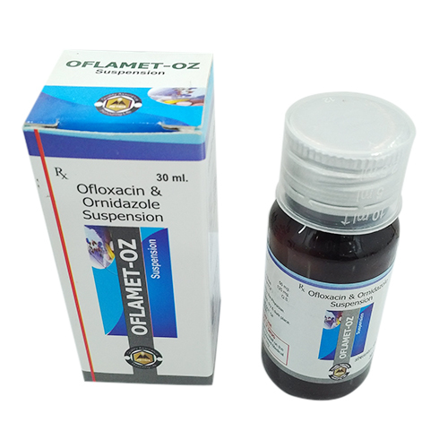 Ofloxacin Ornidazole Suspension