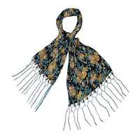 Ladies Printed Fringes Stole