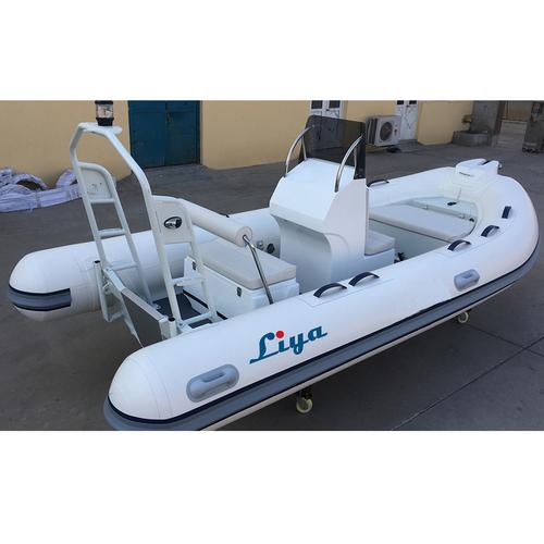 2.7 -8.3M RIB Aluminum Hull