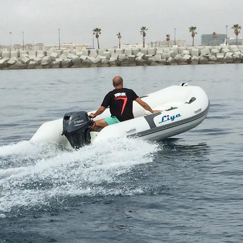 RIB Aluminum Hull Basic Boat