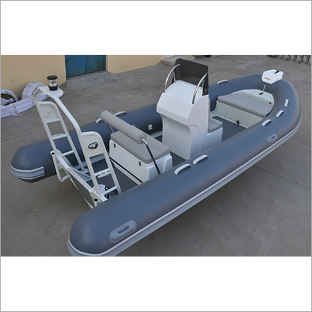 RIB Aluminum Hull different optional Console and Seat
