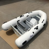 2.7 -4.8M Open Floor RIB (Aluminum Hull)