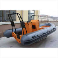 Liya 5m-8.3m Open Floor Aluminum Hull Inflatable Rib Boats For Sale