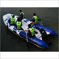 Liya 4.3-5.2M Liya Open Floor RIB (Fiberglass hull inflatable boat)