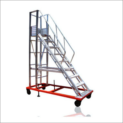 Aluminium Step Scaffolding Ladder