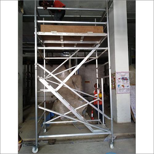 Aluminium Scaffolding Double Width