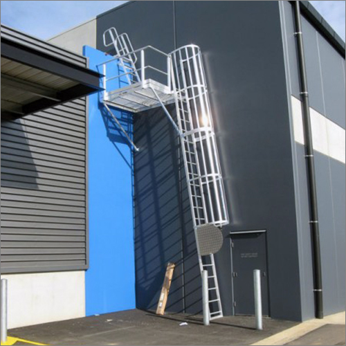 Aluminium Gage Ladder