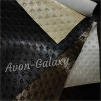 Galaxy punching leather