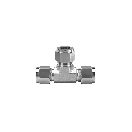 Stainless Steel Union Tee