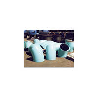 Epoxy Coated Pipe Fittings