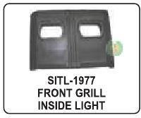 Front Grill Inside Light