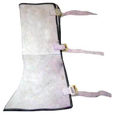 Leather Leg Guard