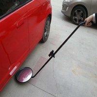 Under Vehicle Search Convex Mirror