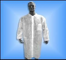 Visitor Gown.