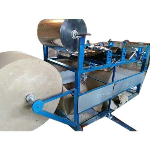 Dona Plate Lamination Machine