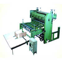 Automatic Roll To Sheet Cutter Machine